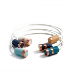 Colorama bracelet jonc ONDEE printanière
